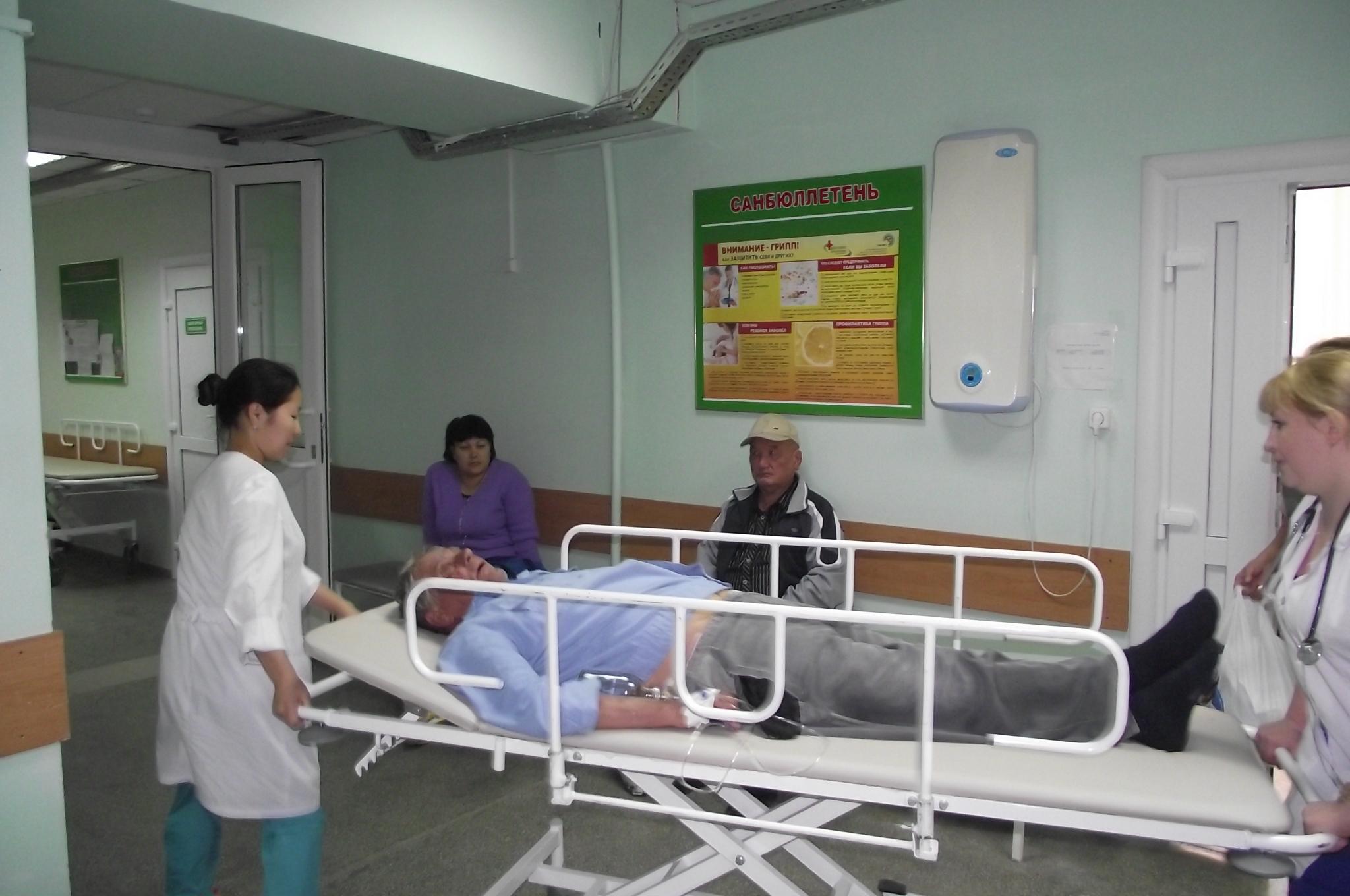 Белебеевский район больницы